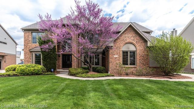 46927 Glengarry Boulevard S, Canton Twp, MI 48188 (#219043674) :: GK Real Estate Team