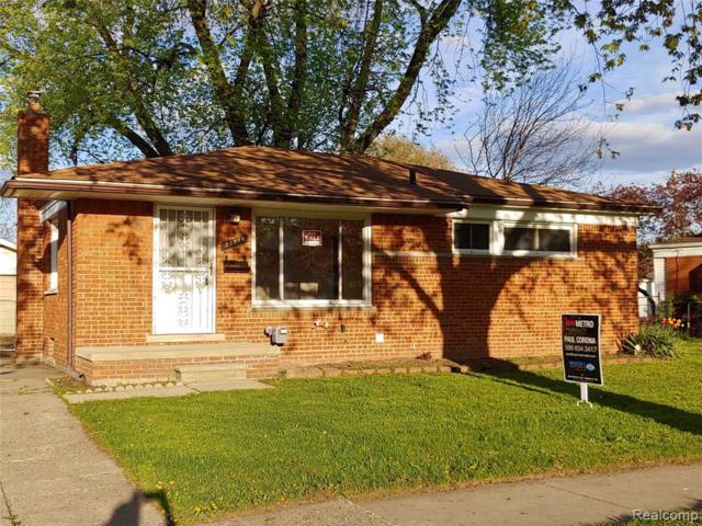 24244 Prairie Lane, Warren, MI 48089 (MLS #219043701) :: The Toth Team