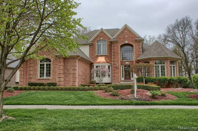 13507 Maple Lawn Drive, Shelby Twp, MI 48315 (MLS #219043776) :: The Toth Team