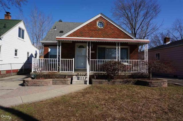 28850 Townley St., Madison Heights, MI 48071 (MLS #58031379660) :: The Toth Team