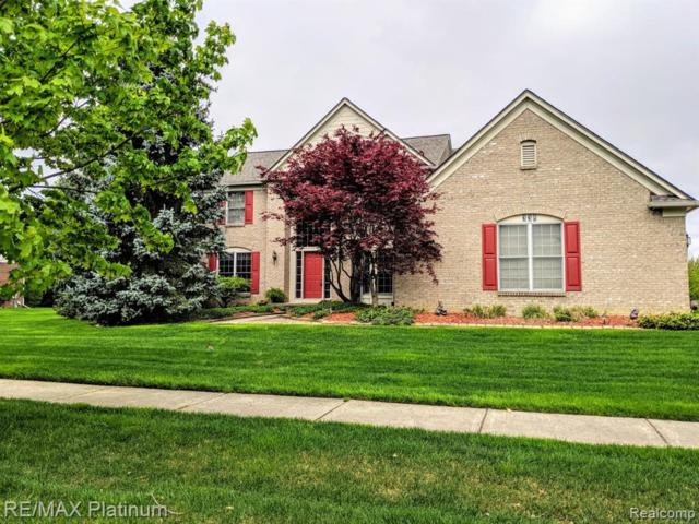 338 Westbourne Court, Canton Twp, MI 48188 (#219043940) :: RE/MAX Classic