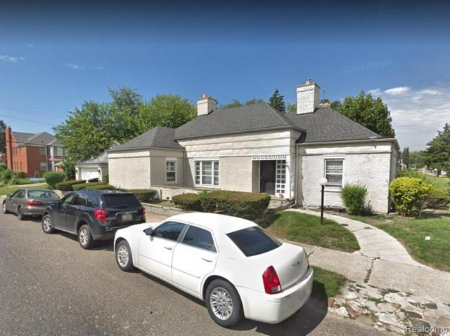 18603 Snowden Street, Detroit, MI 48235 (#219044053) :: Duneske Real Estate Advisors