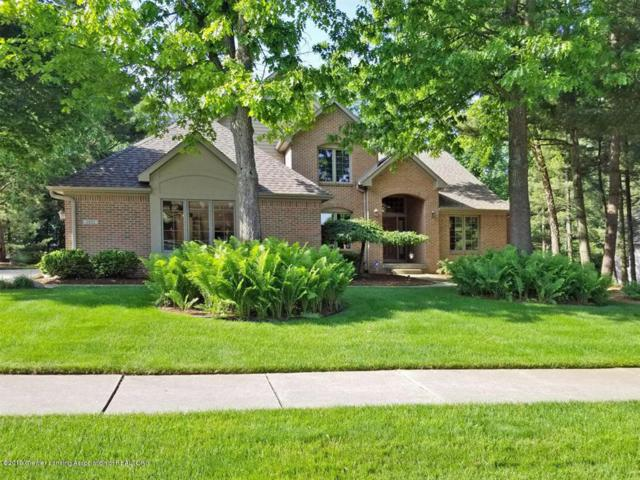 1051 Nautical Drive, Meridian Charter Twp, MI 48864 (#630000236405) :: Alan Brown Group