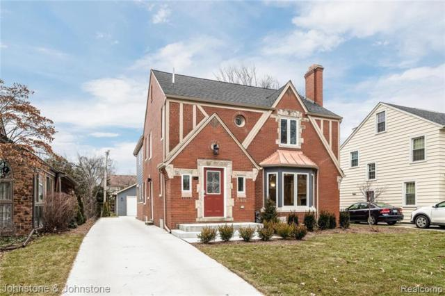 744 Lincoln Road, Grosse Pointe, MI 48230 (MLS #219044192) :: The Toth Team
