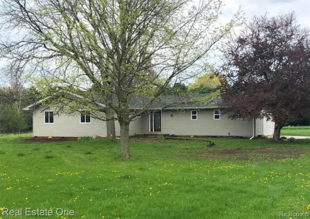 6129 Rossman Highway, Windsor Twp, MI 48876 (#219044232) :: The Alex Nugent Team | Real Estate One