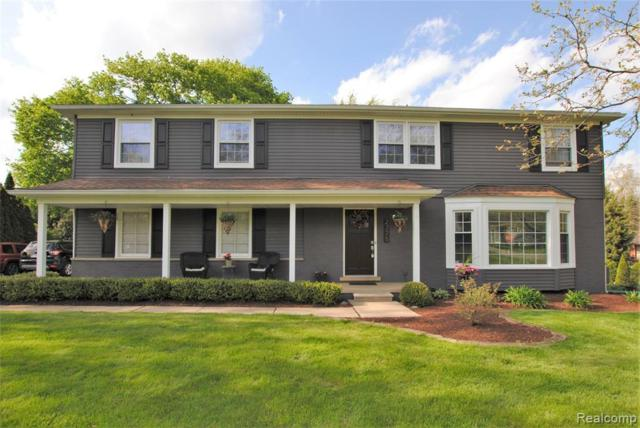 2775 Brady Drive, Bloomfield Twp, MI 48304 (#219044282) :: RE/MAX Nexus