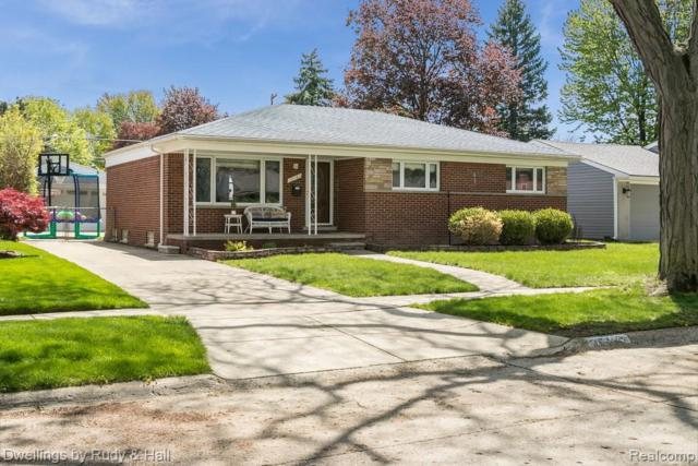 35443 Leon Street, Livonia, MI 48150 (#219044283) :: GK Real Estate Team