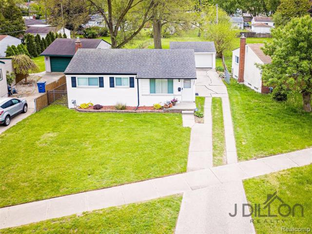 34437 Avondale Street, Westland, MI 48186 (MLS #219044406) :: The Toth Team