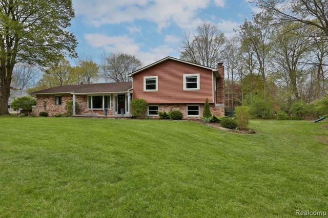 42540 E Huron River Drive, Van Buren Twp, MI 48111 (MLS #219044492) :: The Toth Team