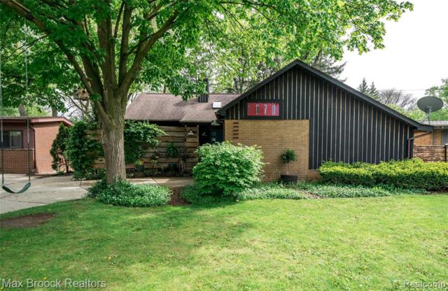 1870 Witherbee Drive, Troy, MI 48084 (MLS #219044554) :: The Toth Team