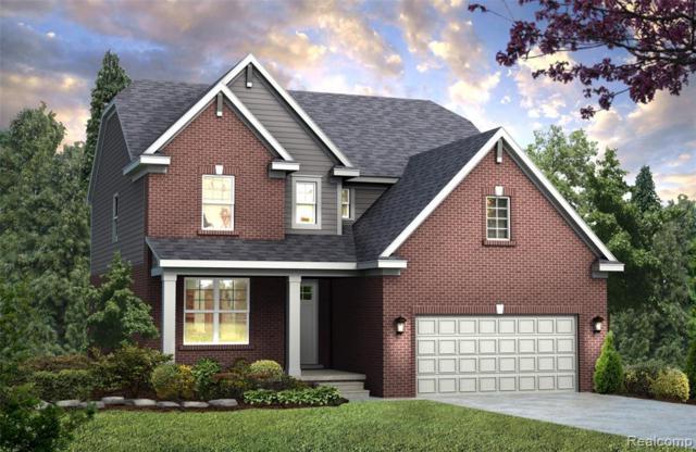 48020 Fieldstone Drive, Northville Twp, MI 48168 (#219044571) :: GK Real Estate Team