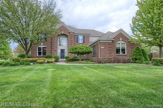 48662 Central Park Drive, Canton Twp, MI 48188 (#219044586) :: The Alex Nugent Team | Real Estate One
