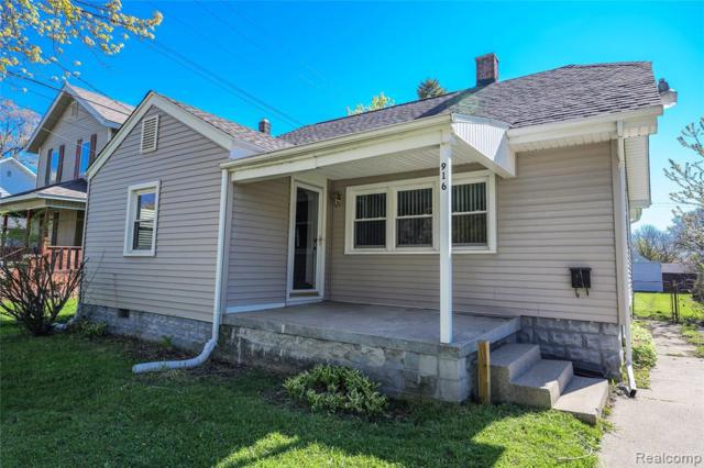 916 16TH Street, Port Huron, MI 48060 (MLS #219044587) :: The Toth Team