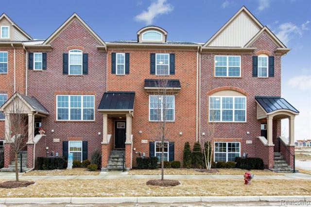 47717 Hillcrest Drive #50, Northville Twp, MI 48170 (#219044597) :: GK Real Estate Team