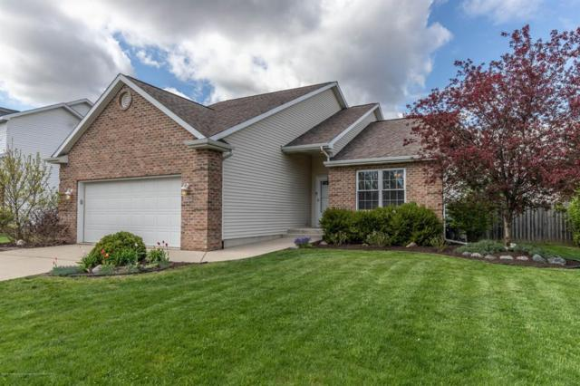 5220 Otter Drive, Delta Twp, MI 48917 (MLS #630000236461) :: The Toth Team