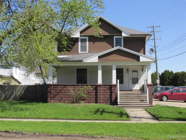 105 W Meier Street, Capac Vlg, MI 48014 (MLS #219044693) :: The Toth Team