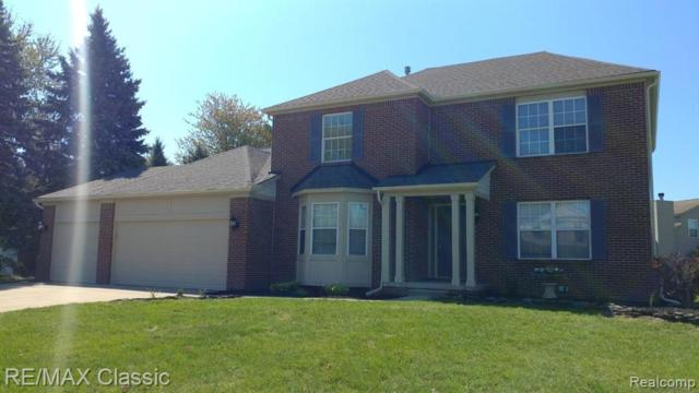 405 Austin Street, Commerce Twp, MI 48382 (MLS #219044702) :: The Toth Team