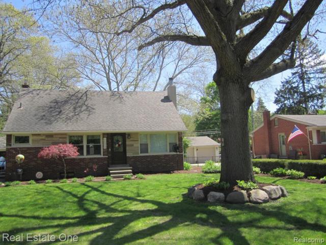 15050 Bradner Avenue, Plymouth Twp, MI 48170 (#219044755) :: GK Real Estate Team