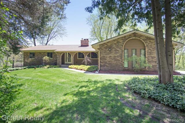 5381 Mystic Lake Drive, Genoa Twp, MI 48116 (#219044780) :: The Buckley Jolley Real Estate Team