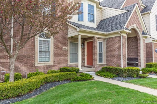 1552 W Lakeview Lane #81, Canton Twp, MI 48187 (MLS #219044836) :: The Toth Team