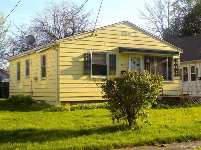 4019 Orr Street, Flint, MI 48532 (#219044893) :: The Buckley Jolley Real Estate Team