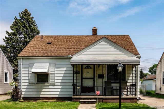 4933 Merrick, Dearborn Heights, MI 48125 (#219044943) :: The Buckley Jolley Real Estate Team