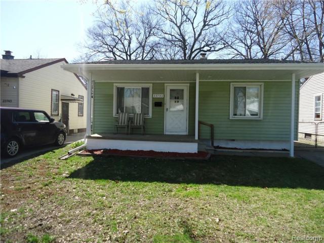 23753 Davey Avenue, Hazel Park, MI 48030 (#219044960) :: RE/MAX Nexus