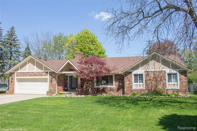 8474 Wesley Drive, Flushing Twp, MI 48433 (MLS #219045020) :: The Toth Team