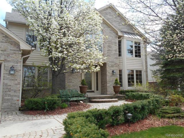 218 Glenmoor Drive, Rochester, MI 48307 (#219045022) :: The Alex Nugent Team | Real Estate One