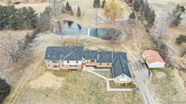 4065 Lahring Road, Holly Twp, MI 48442 (#219045061) :: RE/MAX Classic