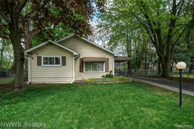 1788 Westwood Drive, Troy, MI 48083 (#219045129) :: The Alex Nugent Team | Real Estate One