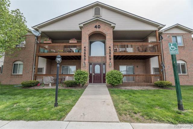 45855 Purple Sage Court #2, Van Buren Twp, MI 48111 (MLS #219045179) :: The Toth Team