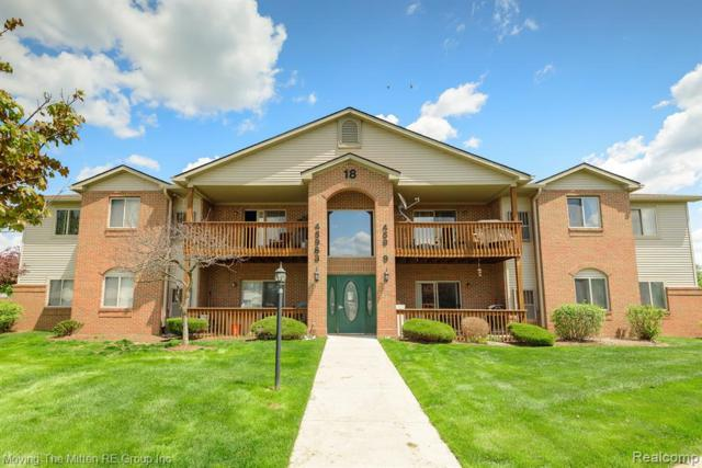 45975 Tallgrass Court #6, Van Buren Twp, MI 48111 (MLS #219045198) :: The Toth Team
