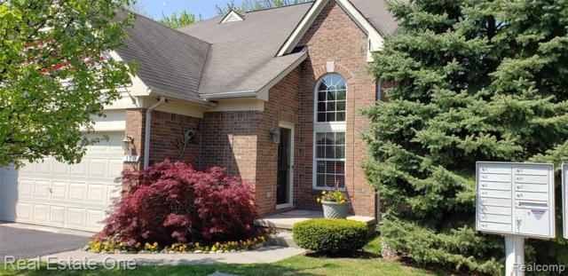 170 Legacy Park Circle #46, Dearborn Heights, MI 48127 (MLS #219045213) :: The Toth Team