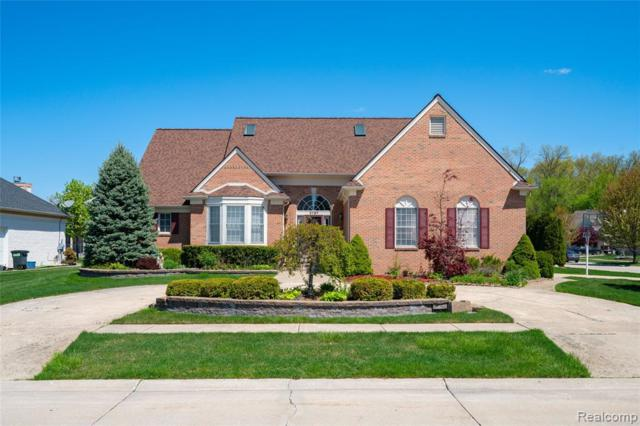 2197 Rolling Stone Dr, Sterling Heights, MI 48314 (#219045228) :: RE/MAX Nexus