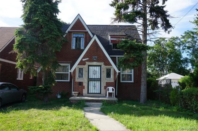 13109 Kilbourne Street, Detroit, MI 48213 (#219045229) :: The Buckley Jolley Real Estate Team