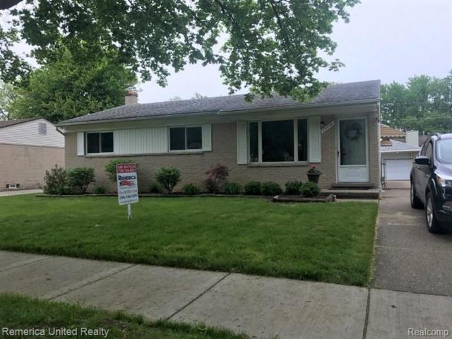 29119 Rayburn Street, Livonia, MI 48154 (MLS #219045304) :: The Toth Team