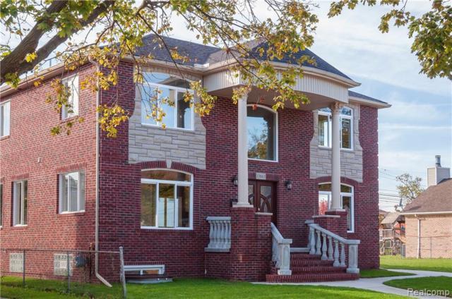 13863 Robertson Street, Dearborn, MI 48126 (#219045348) :: RE/MAX Classic