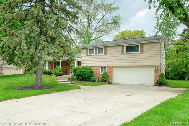 30046 W 11 MILE Road, Farmington Hills, MI 48336 (#219045372) :: RE/MAX Classic