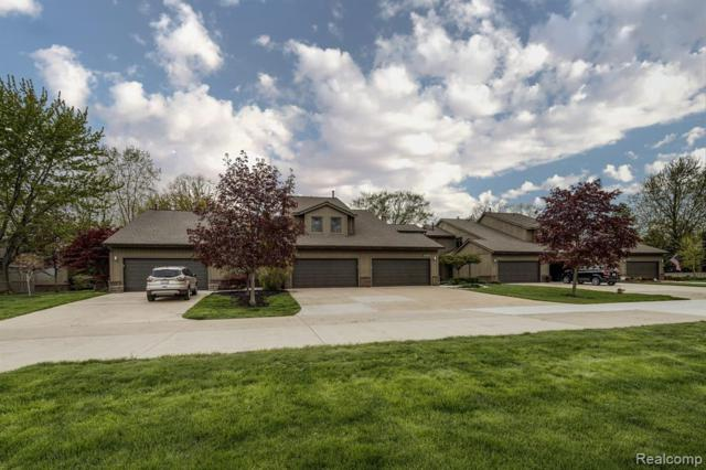 9989 Hawthorne Glen Drive #132, Grosse Ile Twp, MI 48138 (#219045486) :: Alan Brown Group