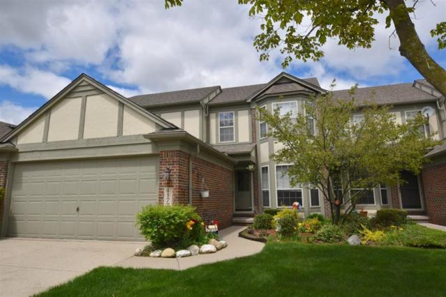 41779 Wild Turkey Lane #142, Canton Twp, MI 48188 (#543265308) :: RE/MAX Classic