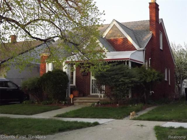 8152 Sussex Street, Detroit, MI 48228 (MLS #219045502) :: The Toth Team