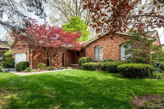 835 Artdale Drive, White Lake Twp, MI 48383 (#219045526) :: The Alex Nugent Team   Real Estate One