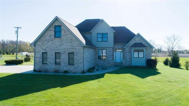 5371 Scotch Settlement, Almont Twp, MI 48003 (MLS #58031380141) :: The Toth Team