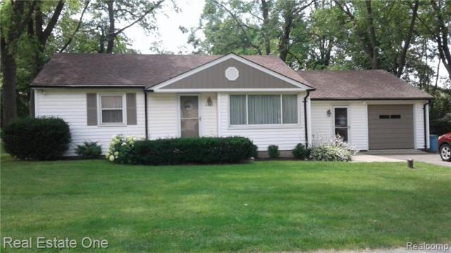 6685 Edwood Avenue, West Bloomfield Twp, MI 48324 (#219045573) :: RE/MAX Classic