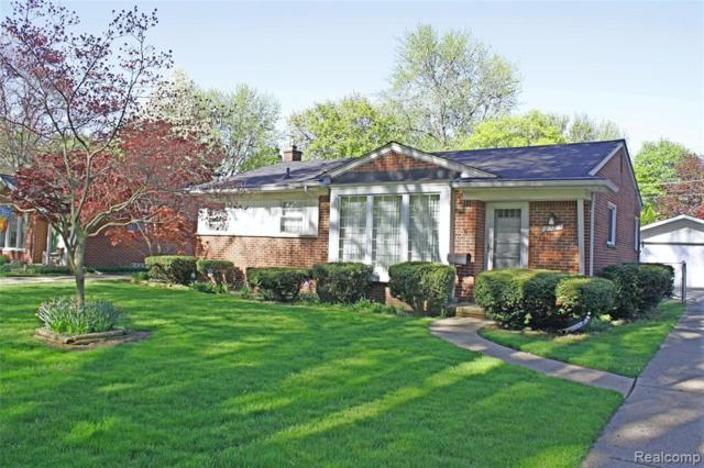 22811 Frederick Avenue, Farmington, MI 48336 (#219045612) :: RE/MAX Nexus