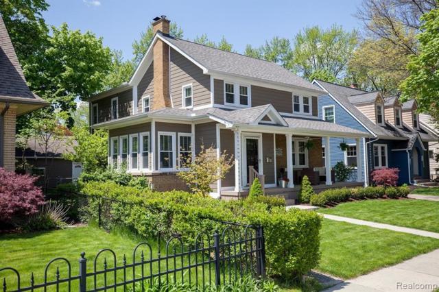 287 Arthur Street, Plymouth, MI 48170 (#219045619) :: GK Real Estate Team