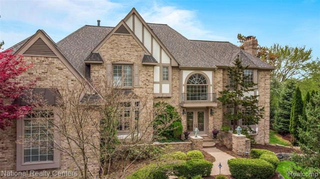 801 Peach Tree Lane, Rochester Hills, MI 48306 (#219045672) :: The Alex Nugent Team | Real Estate One