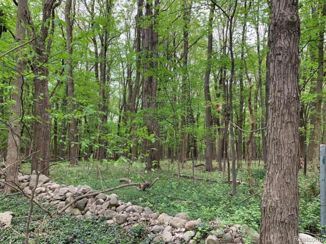 4 ACRES Middle Rd, Highland Twp, MI 48357 (#219045681) :: RE/MAX Classic