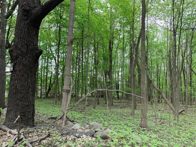 15 ACRES Middle Rd, Highland Twp, MI 48357 (#219045690) :: RE/MAX Classic